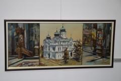Изложба на художника Веселин Маринов-Нацин