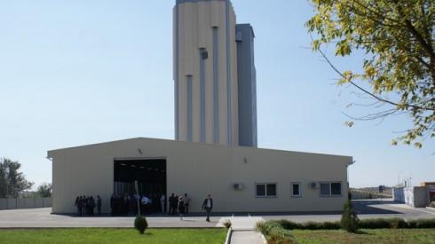 Нов завод за гипс заработи във видинското село Кошава