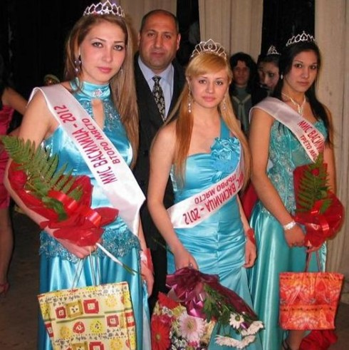 Коронясаха Мис Василица във Видин