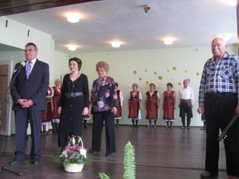 Пенсионери от България и Сърбия се срещнаха в Белоградчик