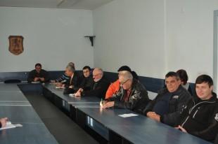Работна среща с представители на частните охранителни фирми проведоха полицейски служители от ОДМВР-Видин
