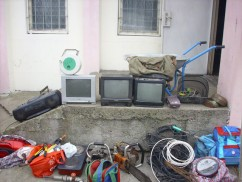 34-годишен мъж от с.Новоселци е задържан за извършени взломни кражби в селото