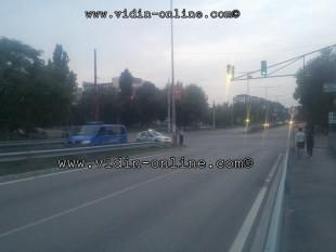 Престрелка между цигани и полиция в град Видин