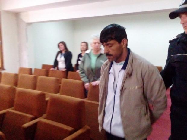 20-годишна присъда получи 44-годишният Петър Петров, ограбил и пребил пенсионираната учителка Емилия Бузова от Видин
