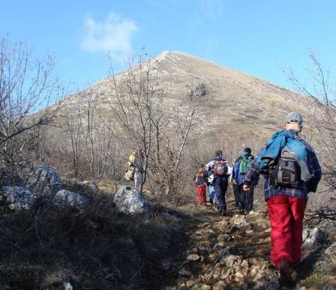 Видински планинари изкачиха връх Шиляк