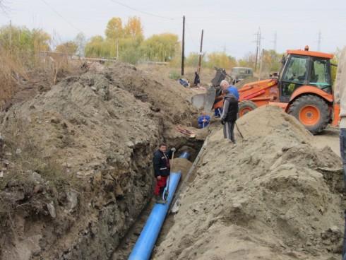 ВиК-Видин започна подмяна на  300 метра магистрален стоманен водопровод