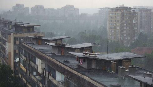 Във Видинска област най-голямото количество дъжд през нощта е паднало в Белоградчик