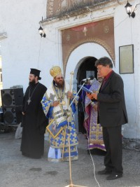 Храмов празник в Дунавци