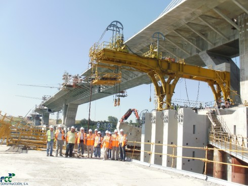 Засилен инженерен интерес към Дунав мост Видин-Калафат