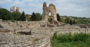 Видението при Римската кула или Легенда за Грозда