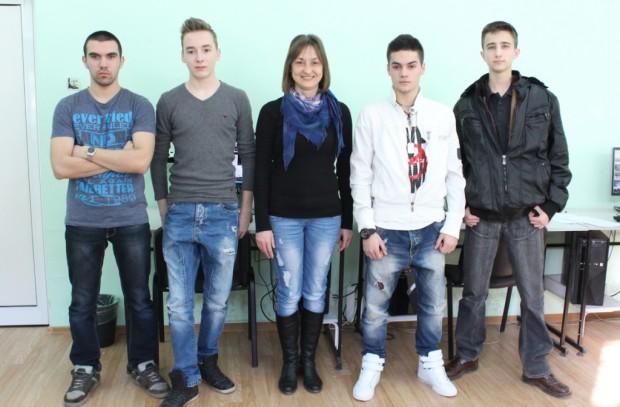 "Ученици от ПМГ ""Екзарх Антим І"" ще участват в Национална ученическа конференция"