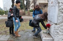 Един нестандартен час по философия в памет на жертвите на Холокоста