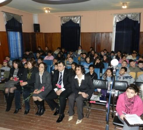 """Видинското училище """"Христо Ботев"""" днес отбеляза 164-годишнината от рождението на своя патрон"""
