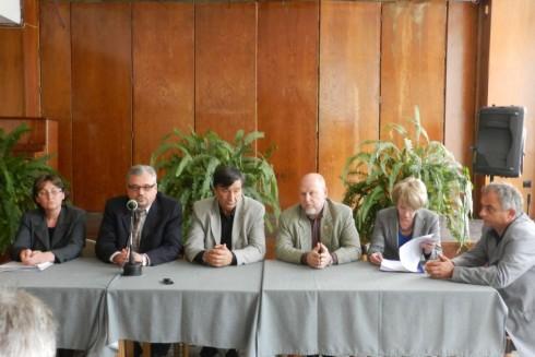 Областният управител на област Видин проведе работна среща с представители на здравните структури в Белоградчик