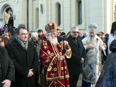 Областният управител на област Видин участва в тържественото отбелязване на християнския празник Богоявление