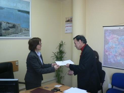 """Среща на тема """"Интеграция на ромите чрез образование и култура и работа на Областна администрация Видин с неправителствени организации"""""""