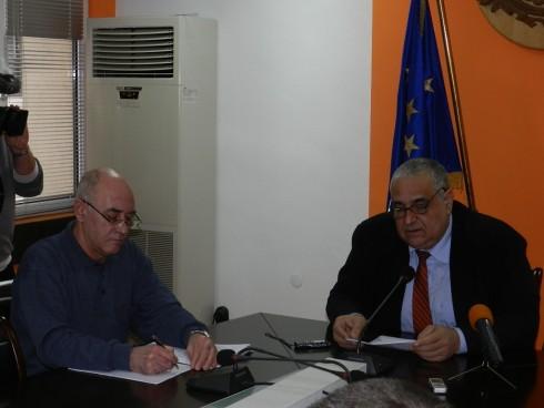 Заседание на Областната комисия по безопасност на движението по пътищата в област Видин