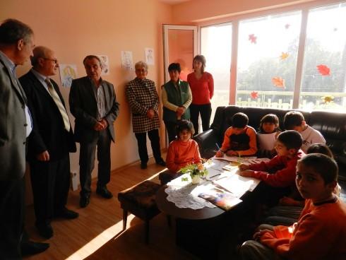 Нов Център за деца в риск в община Ново село