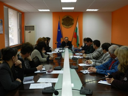 Областният съвет по енергийна ефективност обсъди програми за  устойчивото развитие на сектора във Видинския регион