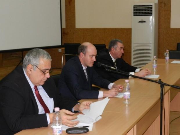 Областният управител на Видин проведе среща с кметовете на общините в региона
