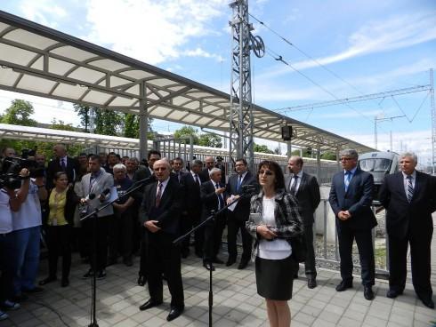 Областният управител на Видин: Днес откриваме още един път към Европа
