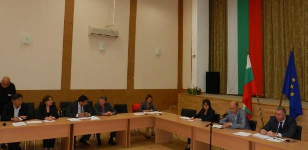 Решението за това беше взето днес, на заседание с участието на председатели на общински съвети и кметове на общини в региона