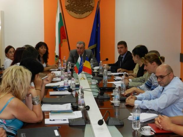Проекти за ранно оповестяване на населението и превенция на бедствията в Трансграничен регион Румъния – България подготвят областните администрации на Видин и Мехединци