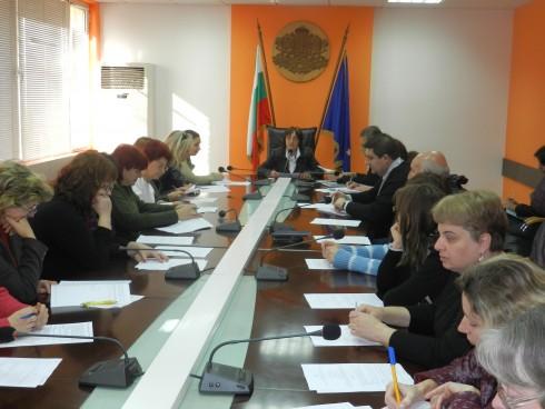 Областната стратегия за развитие на социалните услуги в област Видин
