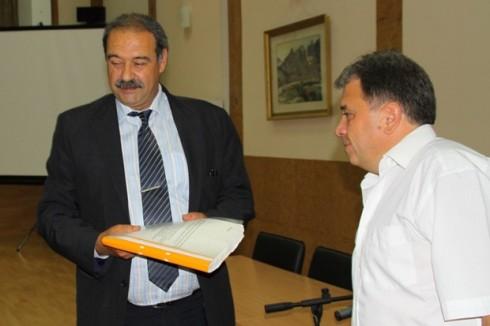 Кметове получиха договора за депото във Видин