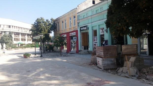 ремонт на центъра на Видин