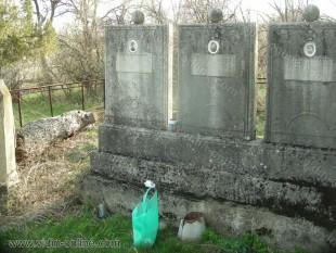 Паметник в село Големаново