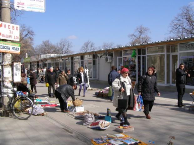 Селскостопанските производители от видинския регион все още не изнасят собствена продукция от краставици и домати на пазара