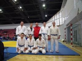 Държавно отборно първенство по ДЖУДО за мъже и жени 2011