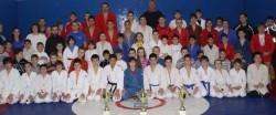 Шампионките по самбо и джудо - с годишни отличия за видинската школа