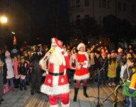 Дядо Коледа пристигна във Видин