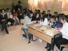Заместник – областният управител на Видин Елка Георгиева поздрави преподавателите и възпитаниците на ОУ Иван Вазов