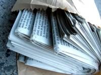 Преглед на основните теми във видинския и врачанския печат
