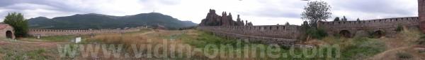 Крепостта в Белоградчик