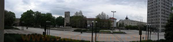Площад Бдинци