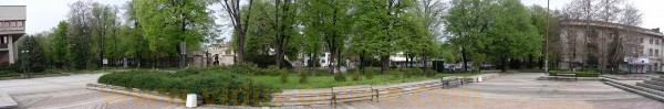 Централния площад във Видин