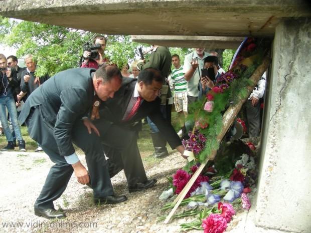 Честване на 70 години от победата на Хитлерофашизма