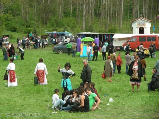Фолклорен събор - Алботин 2014