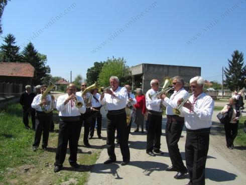Международен фолклорен фестивал се провежда в село Антимово