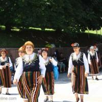 Фолклорен фестивал от Тимок до Искър