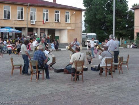 Духовата музика на село Антимово получи грамота на церемония в Министерство на културата