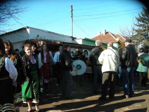 Трифон за резан в село Капитановци