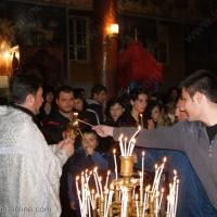 Великден в село Покрайна 2012г
