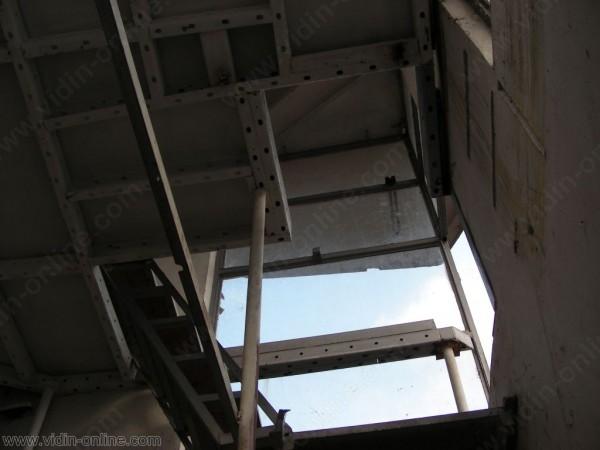 Стълба към кулата