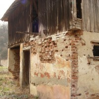 Ловната жица до село Долни Бошняк