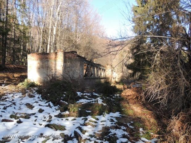Пионерски лагер над село Чупрене